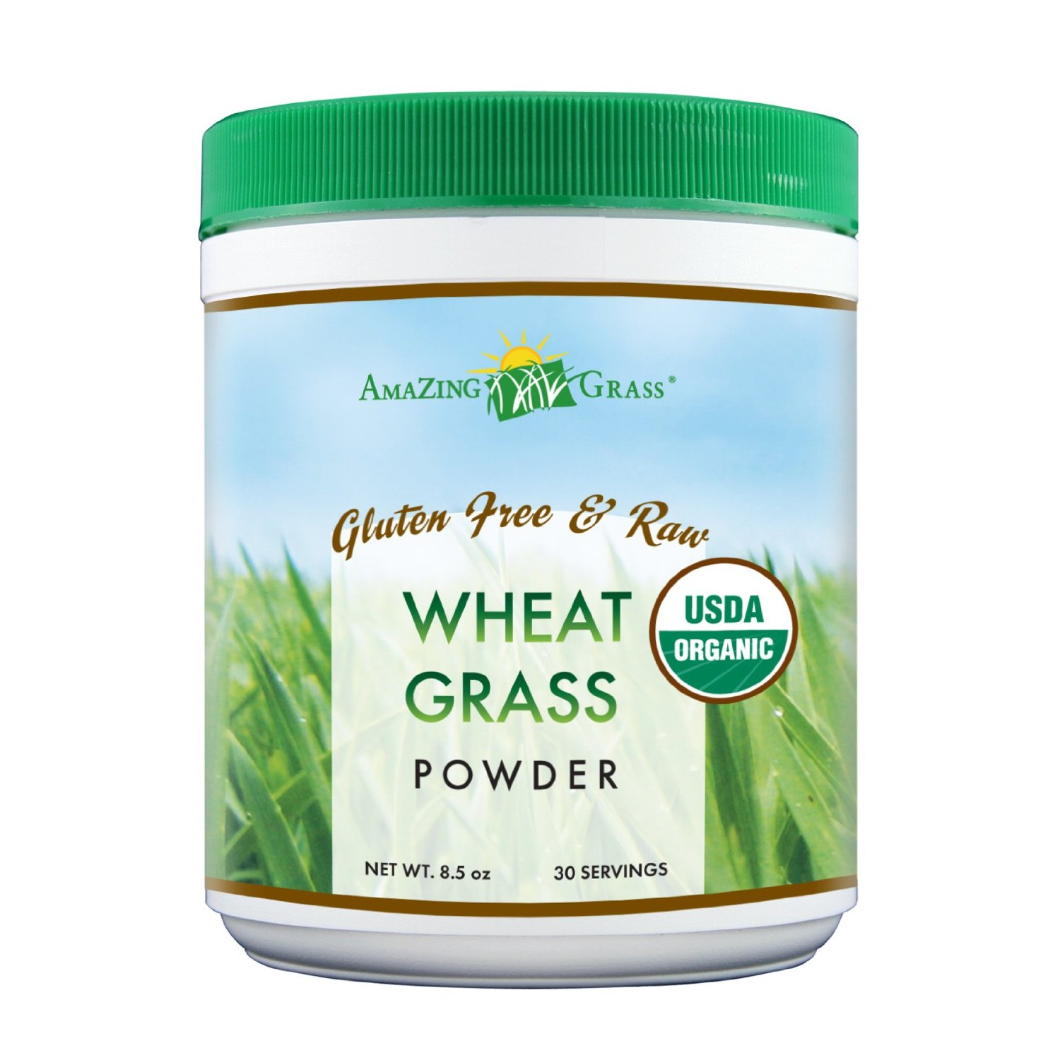 how to take wheatgrass powder